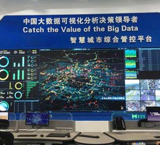 智慧城市系统