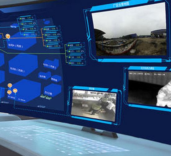智慧城市监控系统