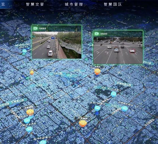 智慧城市管理系统