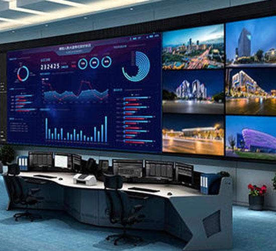 城市照明智能控制系统